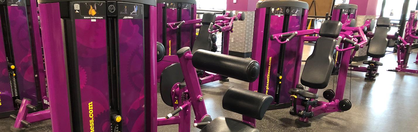 Gym Equipment Upholstery