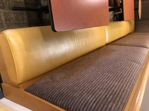 Booth Upholstery