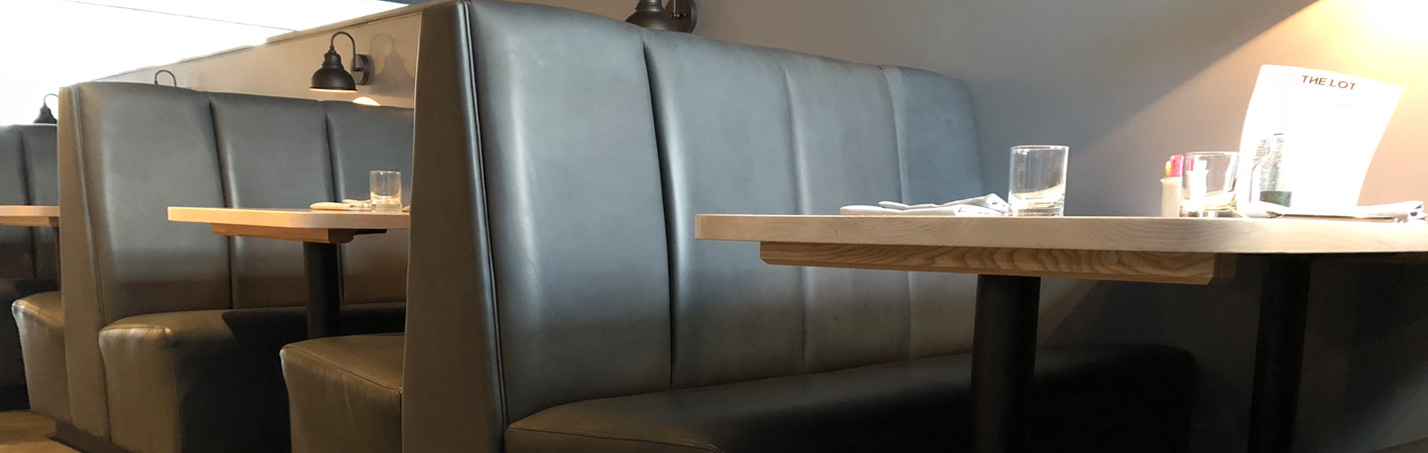 Restaurant Reupholstery