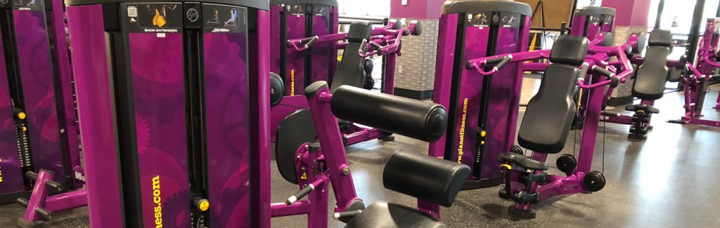 Gym Equipment Upholstery
