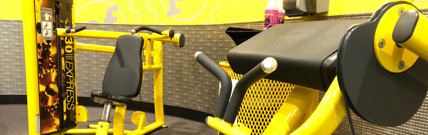 Planet Fitness Upholstery