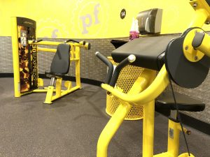 Fitness Equipment Upholstery