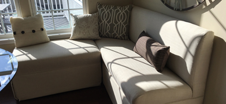 Couch Reupholstery